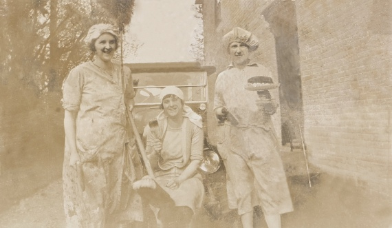 Dirty and Stained photo repair