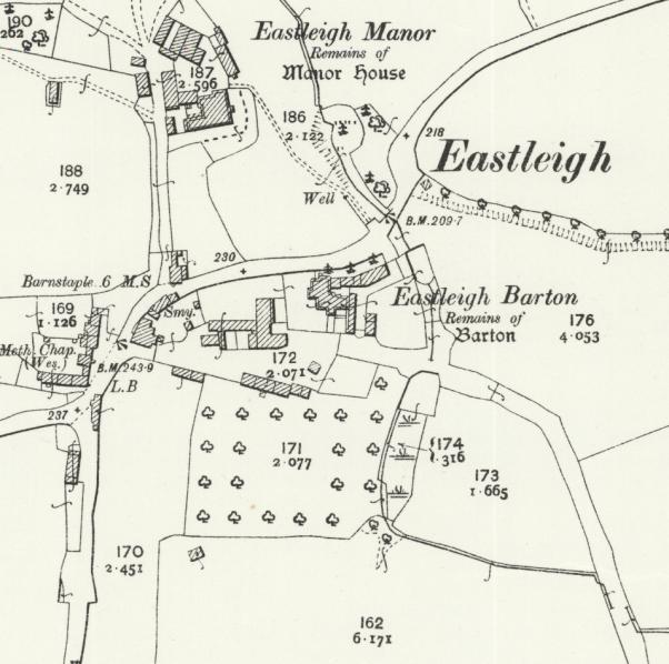 Eastleigh Barton, Devon